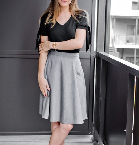skirt-for-woman-grey-made-in-canada-clothes-jupe-vetement-designer-quebecois-boutique-en-ligne-marilou-design