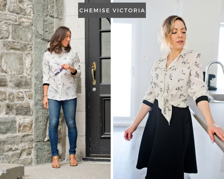 chemise-victoria-designer-quebecois-vetement-pour-femme-look-noir-fashion-made-in-quebec-local