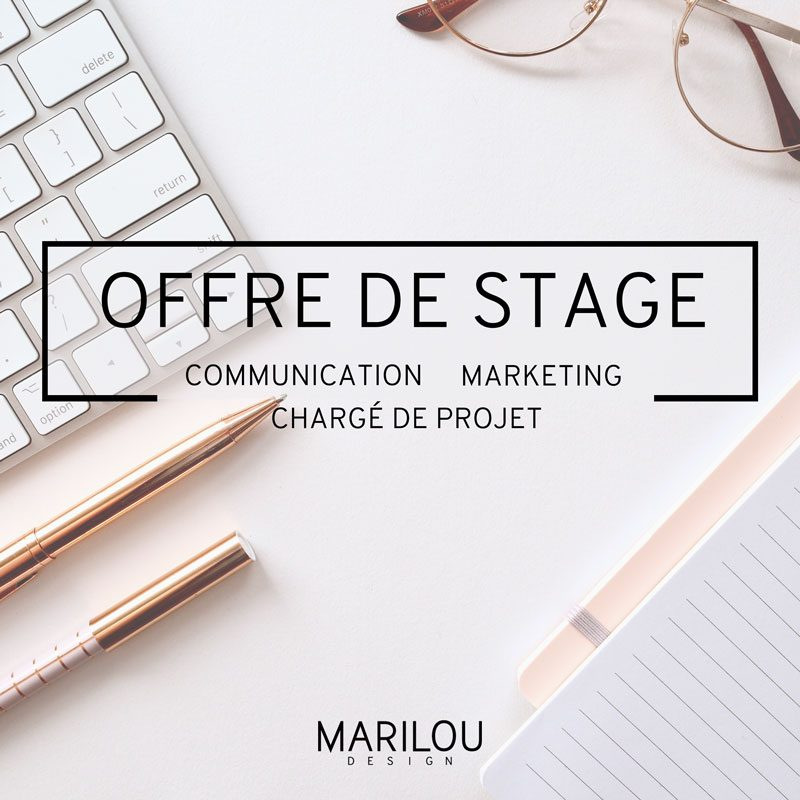 Offre-de-stage-communication-marketing-marilou-design-vetement-pour-femme