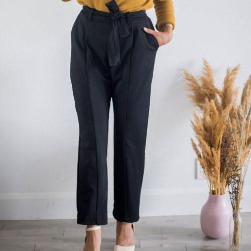 pantalon-pour-femme-fait-au-quebec-noir-classique-extensible-vetement-quebecois-marilou-design