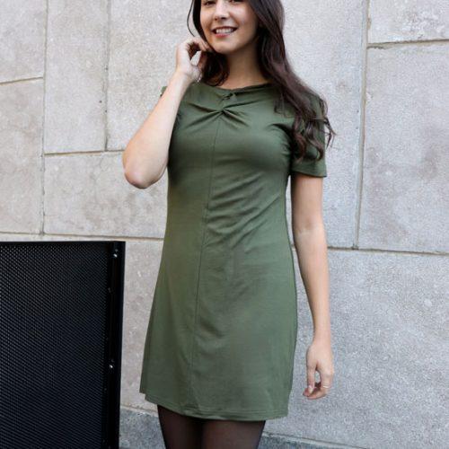 Dress-tshirt-jersey-confo-mouchic-kakhi-styliste-vetement-fait-au-quebec-boutique-en-ligne-marilou-design