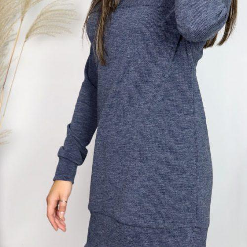 dress-blue-chic-longsleeves-robe-noire-vetement-pour-femmes-woman-clothes-look-made-in-quebec-marilou-design