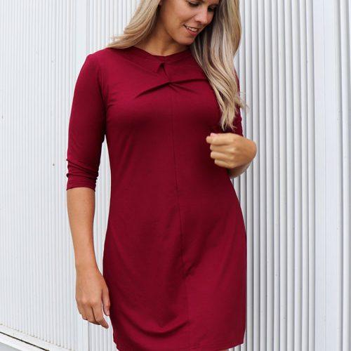 robe-rouge-dress-fait-au-quebec-vetement-quebecois-boutique-en-ligne-styliste-marilou-design