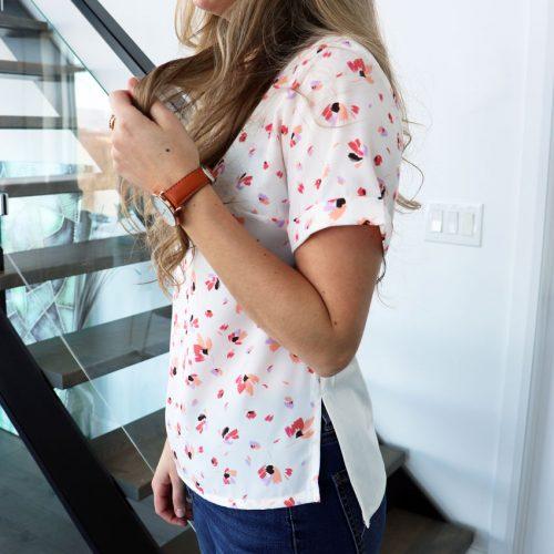 blouse-rose-motif-vetement-quebecois-chic-et-confo-boutique-en-ligne-marilou-design