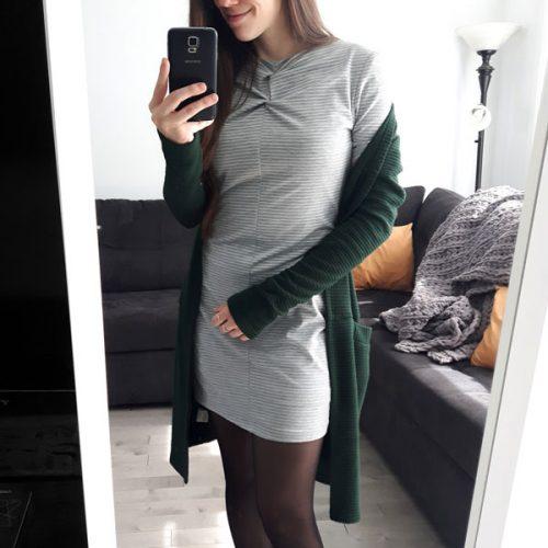 robe-tricot-jersey-grise-look-vetement-quebecois-en-ligne-marilou-design